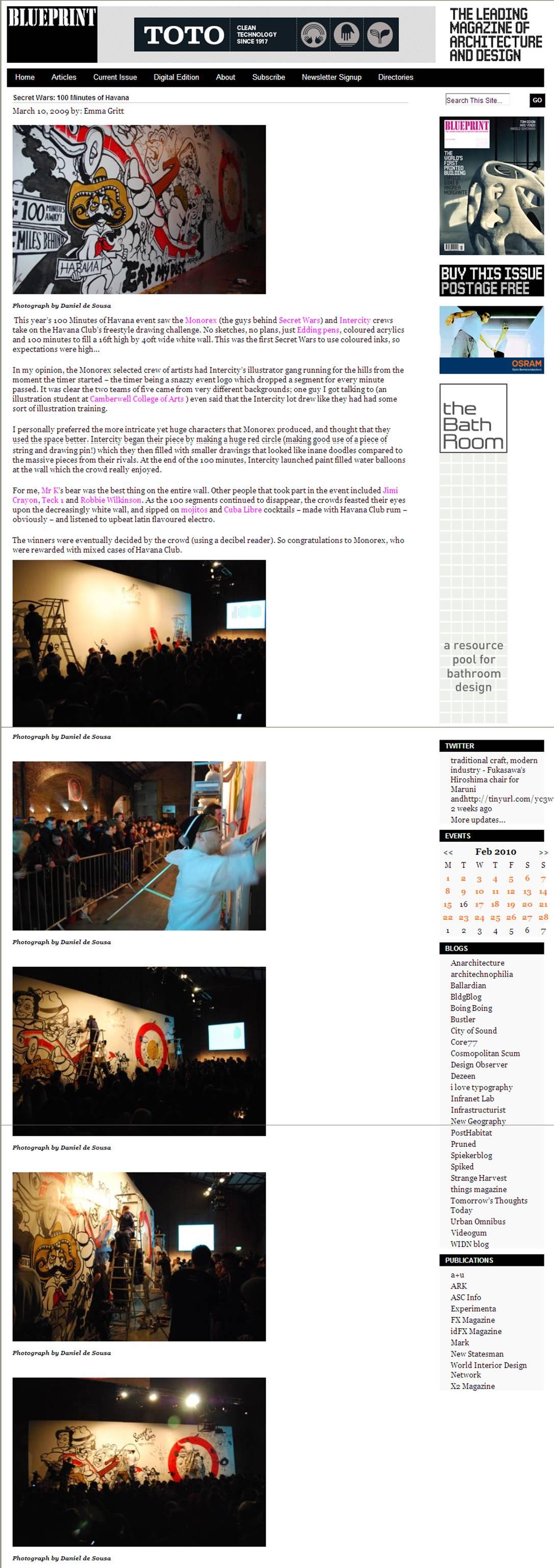 Blueprint magazine kara simsek tags blueprint magazine illustration review street art malvernweather Gallery