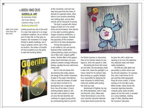 Blueprint magazine kara simsek tags blueprint magazine book review street art malvernweather Choice Image
